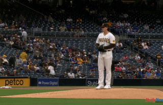 Padres Alternative Weathers, workload in Your Mind