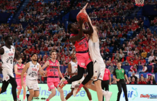 Pink Wildcats fall short against Melbourne United,...