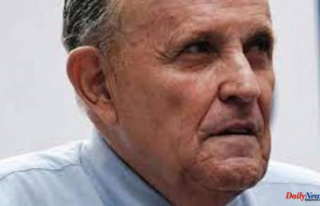 Rudy Giuliani was suspended from New York State law...