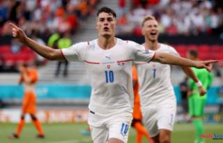 Score: Netherlands vs. Czech Republic: The Netherlands...
