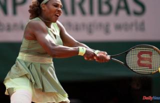 Serena Williams is upset.Federer withdraws
