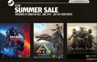 Steam's summer sale will help you save money