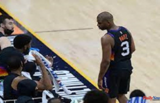 Suns fail to make a strong effort in Western Conference...