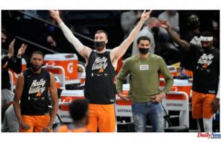 Suns lock after MVP Service for Nikola Jokic, Restrict...