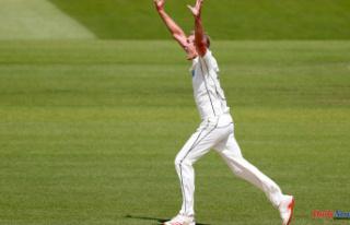 Surrey sign New Zealand Celebrity Kyle Jamieson for...