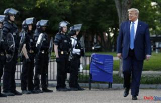 Surveys Reveal Trump Forced Justice Dept. over 2020...