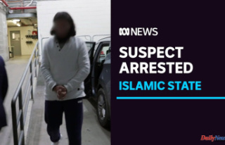 Sydney Guy arrested for Supposedly supporting Islamic...