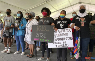 UNC protesters mention ongoing frustrations in tenure...