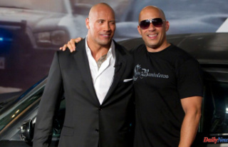Vin Diesel explains how beef was made with Dwayne...