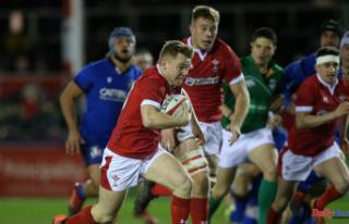 Wales U20s v Italy U20s live Upgrades: Kick-off time,...