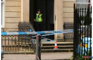 West Princes Street: Murder cops Start Evaluation...