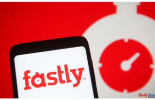 What's Fastly and did it only have a lot of major...
