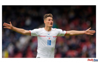Who's Patrik Schick? Euro 2020 celebrity's...
