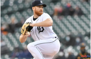 With Turnbull on IL, Tigers weighing options for starting...