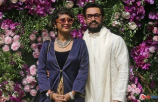 After 15 years, Bollywood stars Aamir Khan & Kiran...