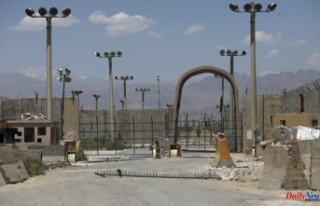 After nearly 20 years, the US gives Bagram Airfield...