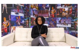 Bayley, a WWE star, is out for nine months after suffering...