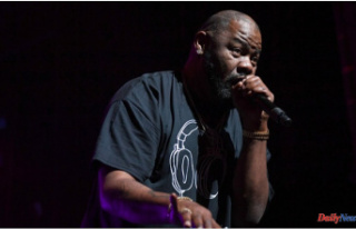 Biz Markie (pioneering beatboxer and 'Just a...