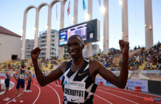 Cheruiyot gets over his Olympic disappointment to...