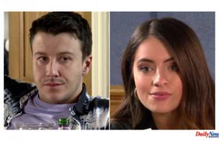 Coronation Street spoilers - Ryan Connor cheats Alya...