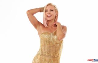 Dancing With the Stars Sharna Burgess, Season 30,...