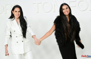 DEMI MOORE and RUMER WILLIS ARE EPIMES OF BODY CONFIDENCE...