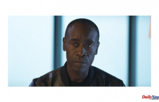 Don Cheadle explains Why He Married His Partner After...