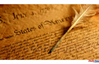Five facts about the Declaration of Independence that...