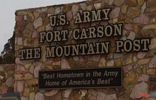 Freedom Fest at Fort Carson kicks off the 4th of July...