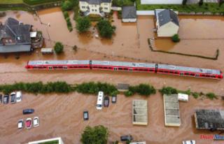 German railway: Floods cause $1.5 billion in damage...