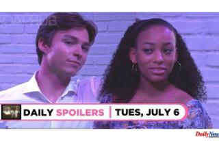 GH Spoilers: July 6, 2021: Stalker Spencer pursues...