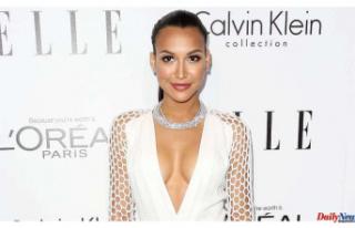 Heather Morris, star of 'Glee,' honors Naya...