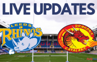 Highlights: Leeds Rhinos lose to league leaders Catalans...