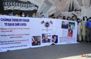 House votes to send more Afghan allies home as the...