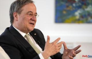 Interview: Merkel's most likely heir prefers...