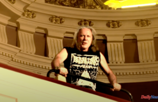 """IRON MAIDEN invites fans to """"Belshezzar's Feast""""..."""