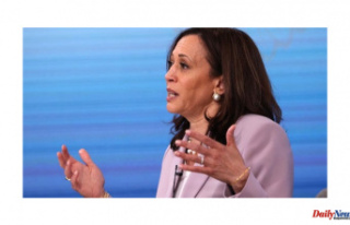 Kamala Harris is going to crash, but that doesn't...