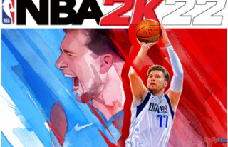 Luka Doncic and Candace Parker named 'NBA 2K22'...