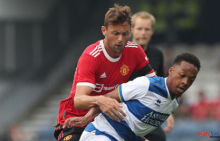 Manchester United loses four to QPR in heavy preseason...