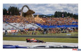 Max Verstappen defeats Lando Norris for Austrian F1...