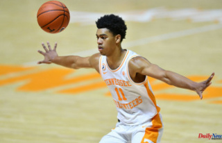 NBA Draft: Jaden Springser could be the Sixers'...