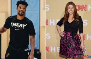NBA Fan fuels Rumors About Rachel Nichols and Jimmy...