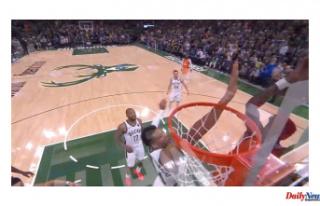 NBA Finals Seismic Shift after Giannis's Block