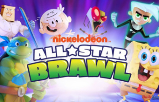 Nickelodeon All-Star Brawl could be the Smash Bros....