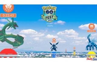 Pokemon GO Fest 2021: Strange Rings, Special Research...