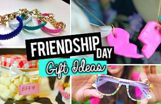 Popular Friendship Day Gift Ideas for Your Friend...