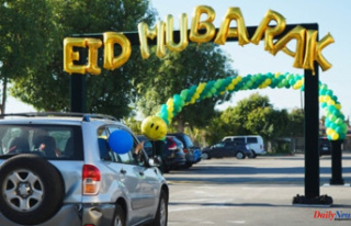 Prayers in OC for Eid al-Adha - One Of The Most Important...