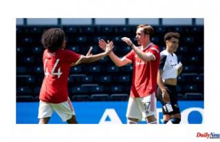 Preseason began with Man United beating Wayne Rooney's...