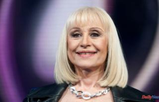 Raffaella Cara, an Italian singer and TV host, has...