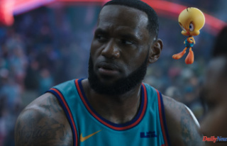 Space Jam: A New Legacy Review: LeBron Jam against...